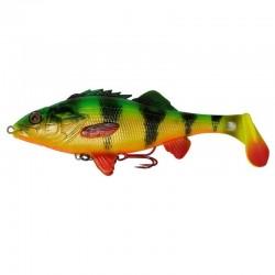 4D Perch Shad 12,5cm 23g 02-Firetiger 61795