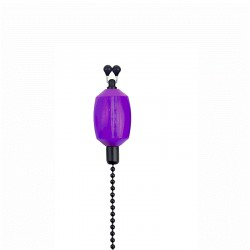 FOX BLACK LABEL DUMPY BOBBINS PURPLE CBI101