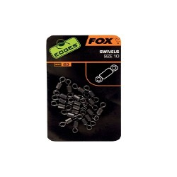 EDGES FOX KRĘTLIKI SWIVELS roz. 10 CAC534