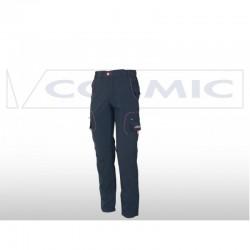 Spodnie PANTALONE ESTIVO BLU COLMIC XL ABP002E