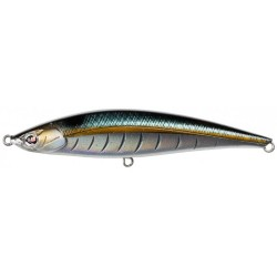 WOBLER SLIM PUNCHER FL 10cm 14.4g Natural Blue Back Herring