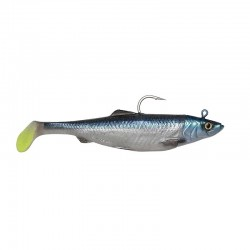 4D HERRING BIG SHAD 25cm 300g 1+2pcs Real Herring PHP 61956