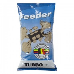 Zanęta Feeder TURBO+  MVDE 1kg EZ-TFU