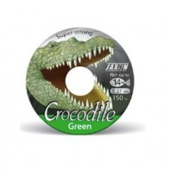 Jaxon CROCODILE GREEN 0,22mm 9kg 150m