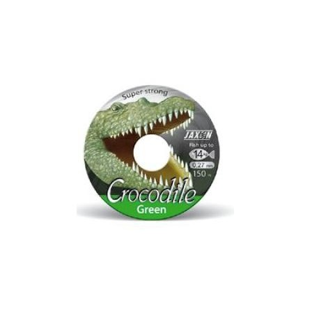Jaxon CROCODILE GREEN 0,16mm 5kg 150m