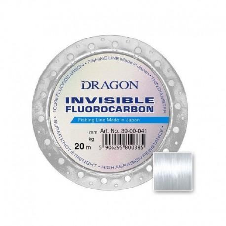Invisible Fluorocarbon Dragon 0,235mm 3,95kg 20m 39-00-023