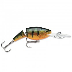 Jointed Shad Rap JSR04 4cm 5g kolor P