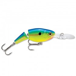 Jointed Shad Rap JSR04 4cm 5g kolor PRT