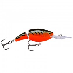 Jointed Shad Rap JSR04 4cm 5g kolor RDT