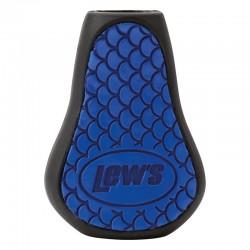 Uchwyt do korbki Lew's Dri-TAC Paddle Knob Blue CSPKCN