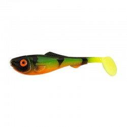Abu Garcia BEAST Perch Shad 10cm Fire Tiger 1517116