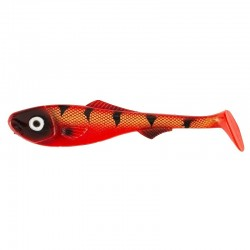 Abu Garcia BEAST Pike Shad 16cm Red Tiger 1517143
