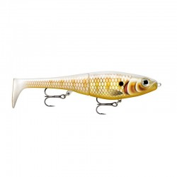 Wobler X-RAP PETO 14 cm 39g PGG PEARL GHOST GOLD