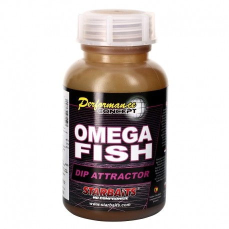 Dip Attractor PC OMEGA FISH 200ml 27152 STARBAITS
