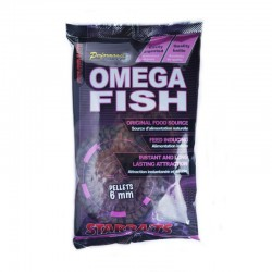 Pellet PC OMEGA FISH 700g  6mm 64373 STARBAITS