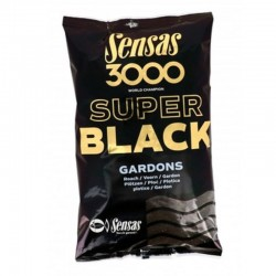 Sensas 3000 Super Black Gardons