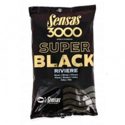 Sensas 3000 Super Black Riviere