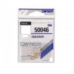 Haczyki Owner ISEAMA  50046 nr 1/0