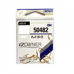 Haczyki Owner AJI B-D  50482 nr 12