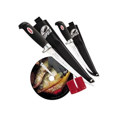 Zestaw noży do filetowania Rapala  BP7074DVD