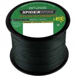 Plecionka Na Metry Spiderwire Stealth Smooth X8 0.19mm 18.0kg MOSS GREEN