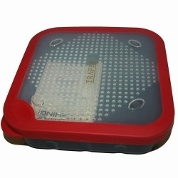 Pudełko na robaki TRAPER 1 litr 81062