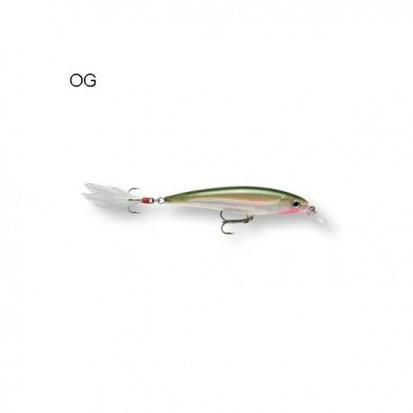 RAPALA X-RAP XR10 10cm 13g kolor OG