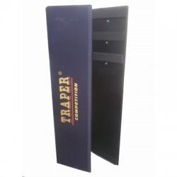 Portfel na przypony Competition czarny 40cm