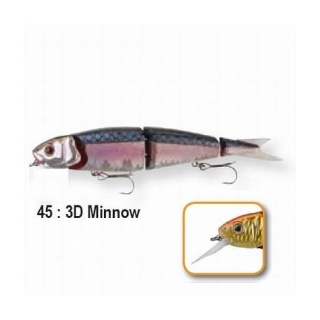 4PLAY 'LIP LURES' - 13cm 45-3D Minnow