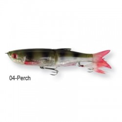 3D Bleak Glide Swimmer  16cm 04-Perch