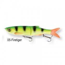 3D Bleak Glide Swimmer  16cm 05-Firetiger