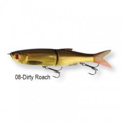 3D Bleak Glide Swimmer  16cm 08-Dirty Roach