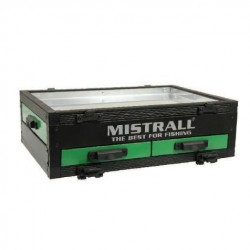 Kaseta 3 szuflady  Mistrall