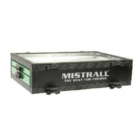 Kaseta 2 szuflady  Mistrall