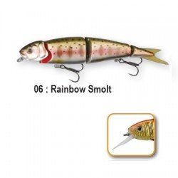 4PLAY 'LOW RIDERS - 13cm 06-Rainbow Smolt
