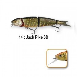 4PLAY 'LOW RIDERS - 13cm 14-Jack Pike 3D