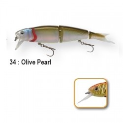 4PLAY 'LOW RIDERS - 13cm 34-Olive Pearl