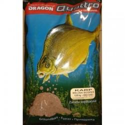 Zaneta karp malina scopex 5 kg Dragon Quattro