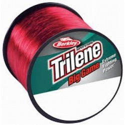 Trilene Big Game Red 1/4lb 0,30mm 7,5kg 1000m