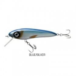 Svartzonker McCelly 14cm BLUE/SILVER