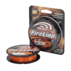 FireLine Blaze Orange 0,25mm 17,50kg 110m