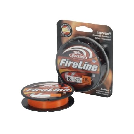 FireLine Blaze Orange 0,10mm 5,9kg 110m