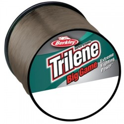 Trilene Big Game brown 1/4lb 0,25mm 5kg 1000m