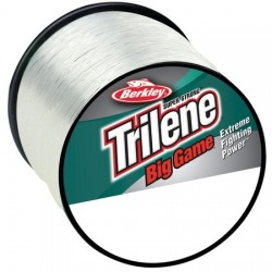 Trilene Big Game clear 1/4lb 0,24mm 5kg 1000m