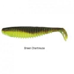 Flex Slim Shad 10cm kolor breen chartreuse